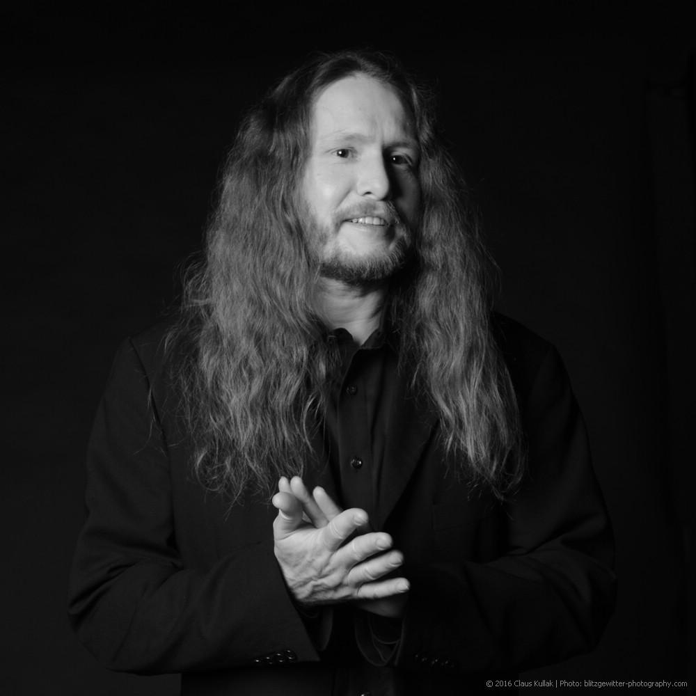 Claus R. Kullak – Foto: Alexander Ritz, Blitzgewitter Photography